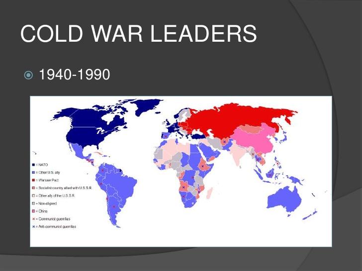 Cold War Timeline 1 728 Prajea Pb L Stem Math